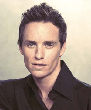 "Eddie Redmayne received a Santa Barbara International Film Festival Virtuoso Award two years ago for his work on ""Les Misérables."" Ruven Afanador photo"