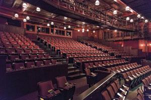 Insidethe New Victoria Theatre