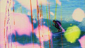 Dawn SurfJelly Film (Detail),'Jennifer West