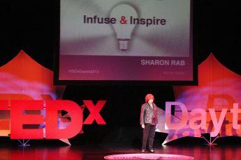 TEDxDayton - Sharon Rab