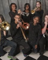 The Stivers School for the Arts Jazz Orchestra