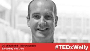 Dr Shaun Holt