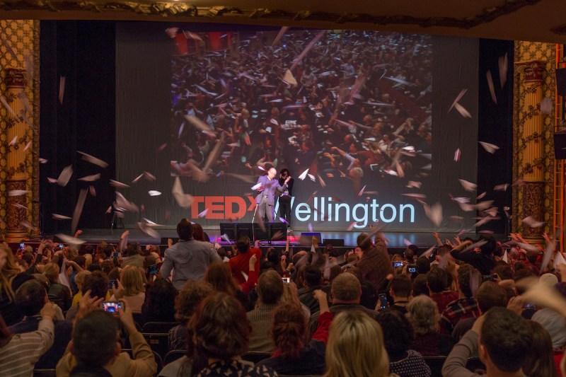 TEDxWelly 2017 Ideas Taking Flight