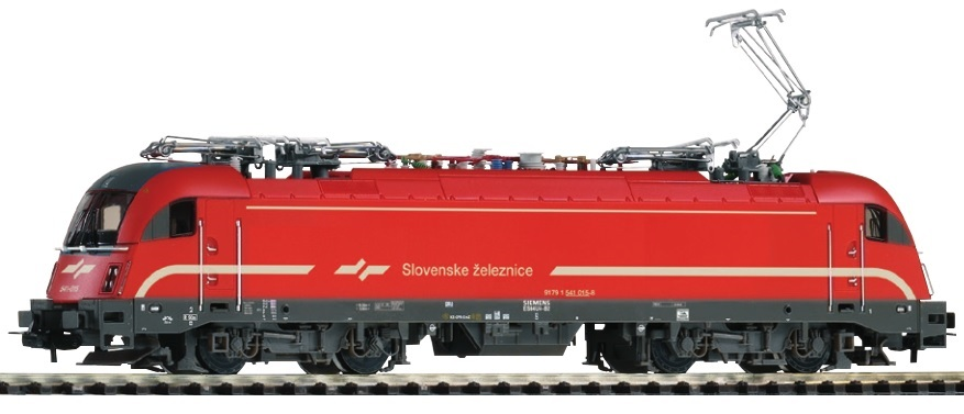 Am Scale Pan Ho Locomotive