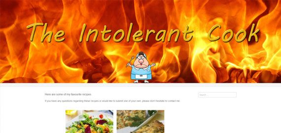 The Intolerant Cook