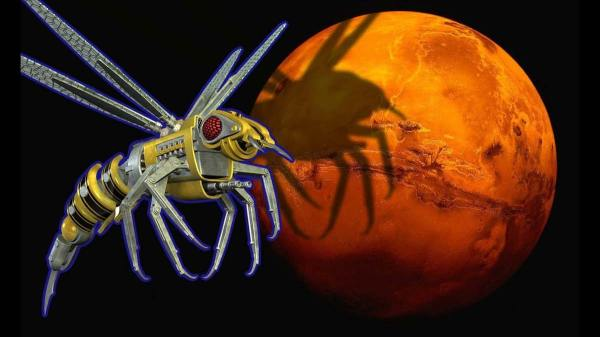 NASA Plans to Send Robot Bees to Mars for Exploration ...