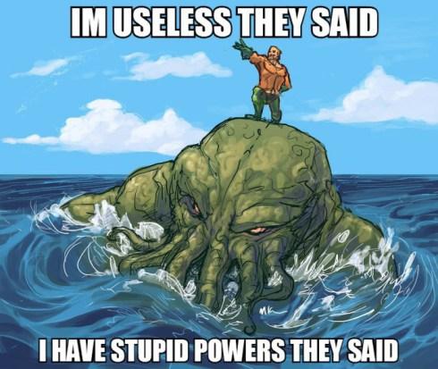 Aquaman-Cthulhu