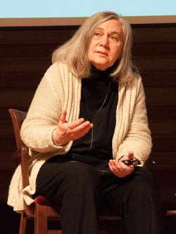 Marilynne Robinson in 2012, by Christian Scott Heinen Bell (Own work) [CC0], via Wikimedia Commons