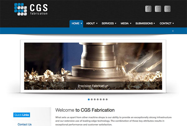 CGS Fabrication