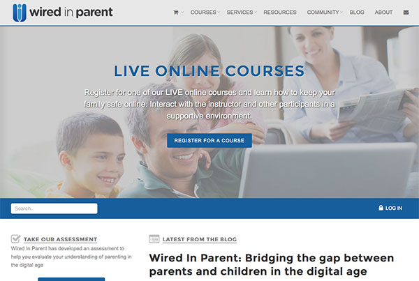Wired In Parent