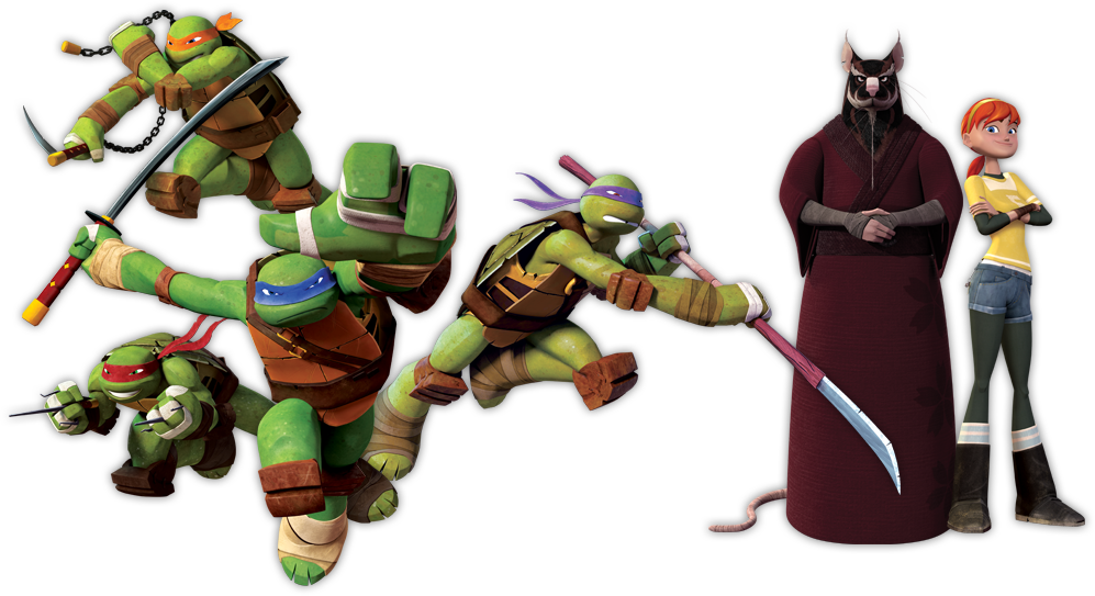 First Official Full Length Trailer For Nickelodeon S New Tmnt Reboot