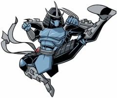 Master Shredder 2003 Series TMNT Teenage Mutant Ninja Turtles