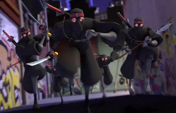 Um bom dia para Morrer. - Página 2 The-Foot-Clan-Nickelodeon-TMNT-Teenage-Mutant-Ninja-Turtles