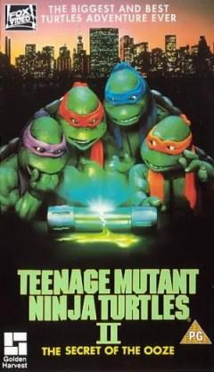Teenage Mutant Ninja Turtles The Secret of the Ooze Movie Review