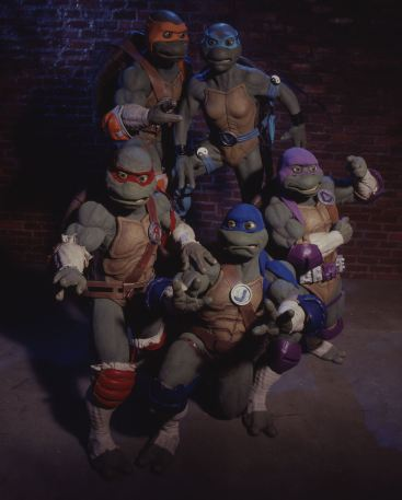 Venus De Milo Ninja Turtles The Next Mutation
