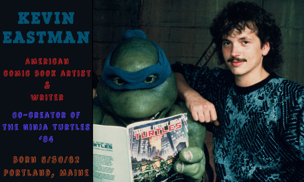 Kevin Eastman interview
