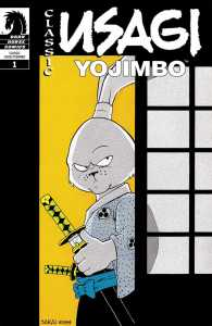 The first issue of Classic Usagi Yojimbo, available now on Comixology Unlimited. Source: Dark Horse