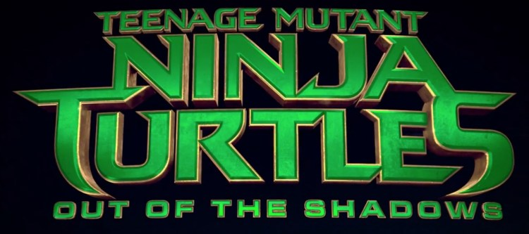 Logo for Teenage Mutant Ninja Turtles: Out of the Shadows. Source: Paramount Pictures.