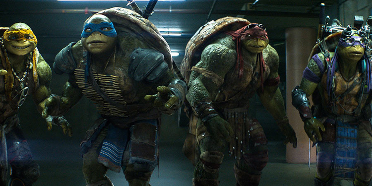 Paramount has a tough decision to make about the potential for TMNT 3. Image Source: Paramount Pictures.