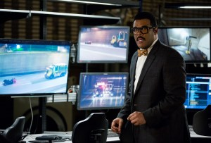 Tyler Perry as Baxter Stockman in Teenage Mutant Ninja Turtles: Out of the Shadows from Paramount Pictures, Nickelodeon Movies and Platinum Dunes