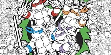 TMNT TMNT coloring book - Teenage Mutant Ninja Turtles Fan Site
