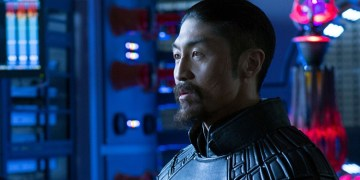 Brian Tee had a few things to say about his role as Shredder in a potential sequel. Image Source: Paramount Pictures.
