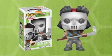 Funko collectors will be happy to see this Specialty Series Casey Jones Pop Vinyl when it finally hits store shelves. Image Source: Funko.