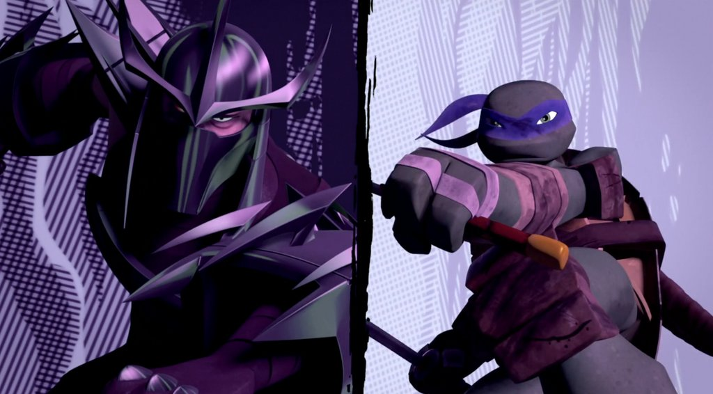 Leo has faced Shredder in the past, but how will he handle Super Shredder? We'll find out more at NYCC 2016! Image Source: Nickelodeon.