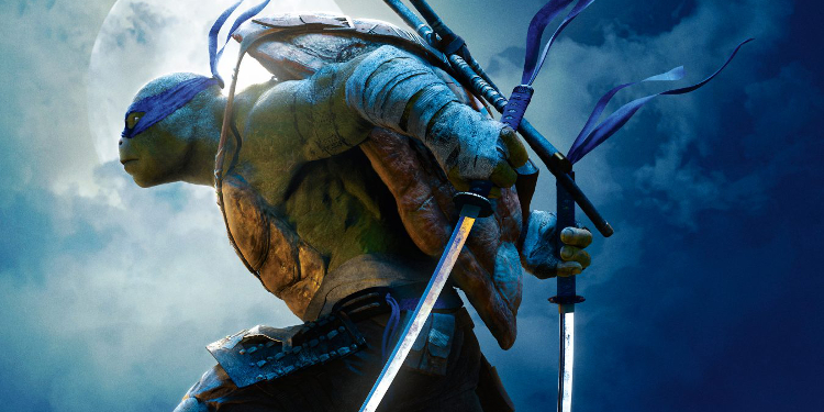 Will we be seeing this Leonardo return to the silver screen in a third TMNT movie? The future of this franchise is still unknown. Image Source: Paramount Pictures.