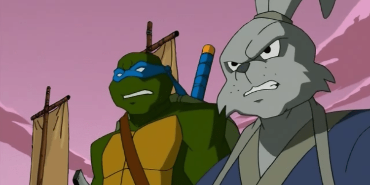 According to Stan Sakai himself, Usagi Yojimbo will be making an appearance in Nickelodeon's TMNT. Image Source: 4Kids