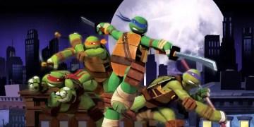 According to Nick's TMNT twitter account, Teenage Mutant Ninja Turtles will return to television in February. Image Source: Nickelodeon.
