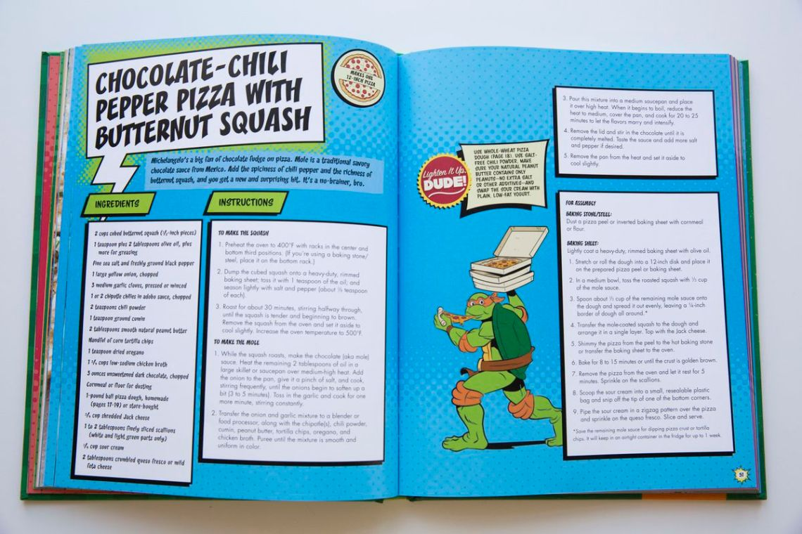 This is definitely the strangest pizza recipe that Mashable was able to find! Image Source: HALEY HAMBLIN/MASHABLE