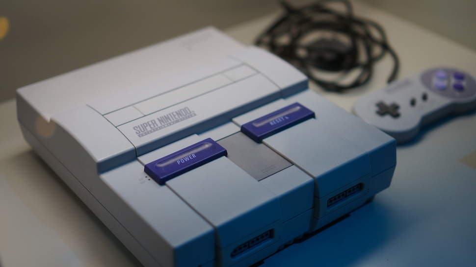 The Super Nintendo was one of the most popular video game consoles ever sold. Image Source: Nintendo.