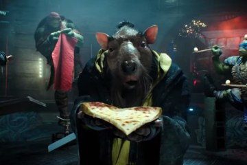 Anyone want a slice of this 101 cheese pizza? Image Source: Paramount Pictures.