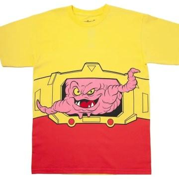 Ninja Turtles Krang Costume Shirt