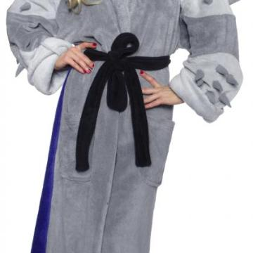 TMNT Shredder Adult Costume Robe