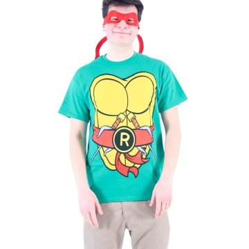 Ninja Turtles Adult Costume T-shirt