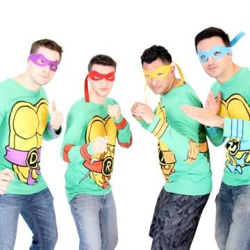 Ninja Turtles Long Sleeve Costume Shirt