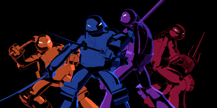 The fifth season of Nick's TMNT will soon be available on Hulu. Image Source: Nickelodeon.