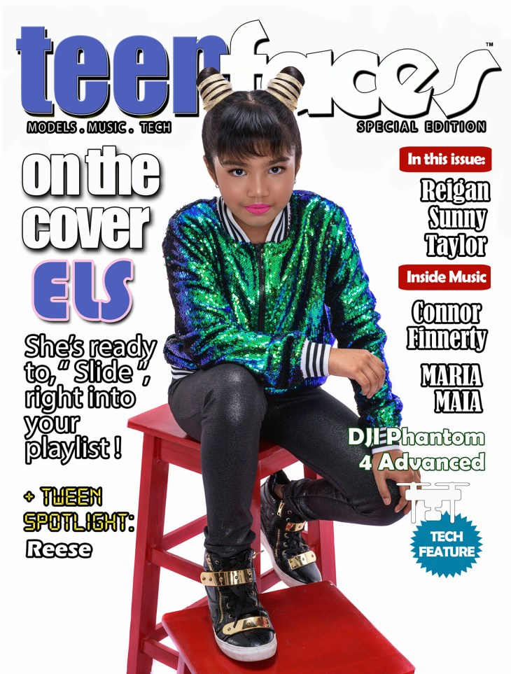 TeenFaces Magazine Special Edition 2017