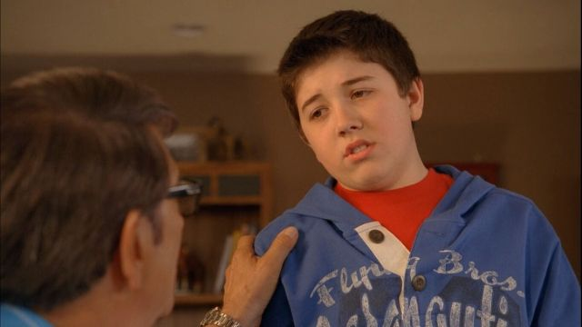 picture of bradley steven perry in good luck charile, it's