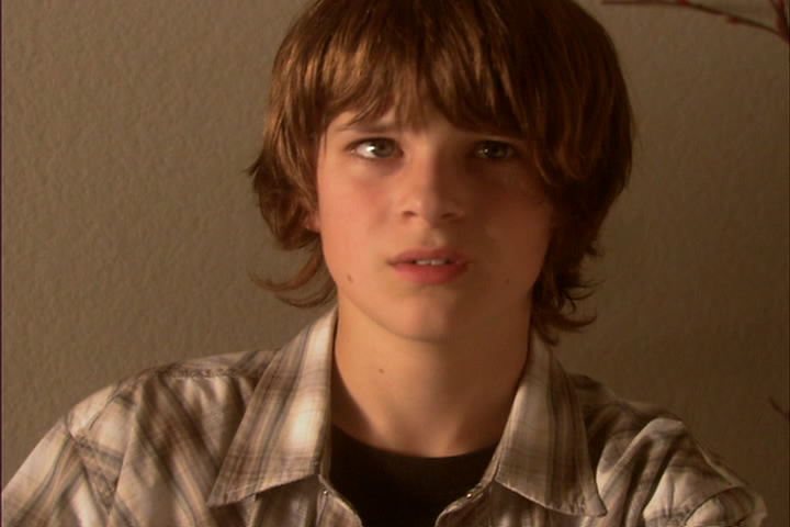 Dustin Hunter Evans in Miracle Dogs Too