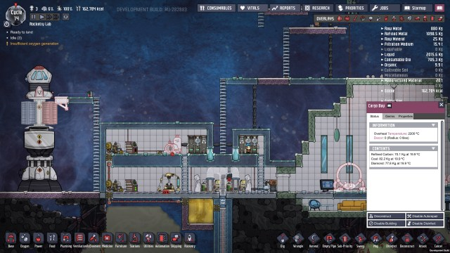 Beyond the Pixels: Oxygen Not Included – Teen Services Underground