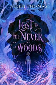 Lost in the never woods book cover