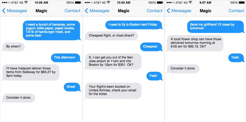 magic-productive apps