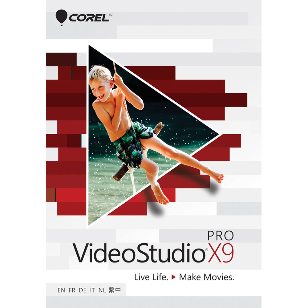 Corel Video Studio Pro X9 Free Download