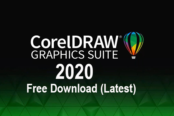 coreldraw graphics suite 2020 free