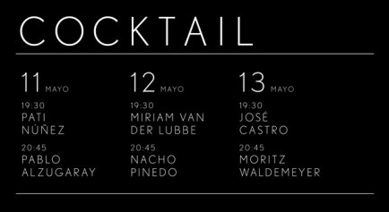 Invitación a Cocktail 2010