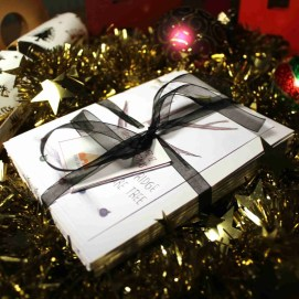 christmas cards set 1