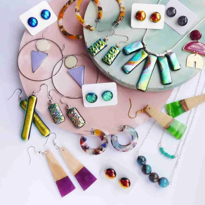 the lobe wardrobe collaboration image with other jewellery makers